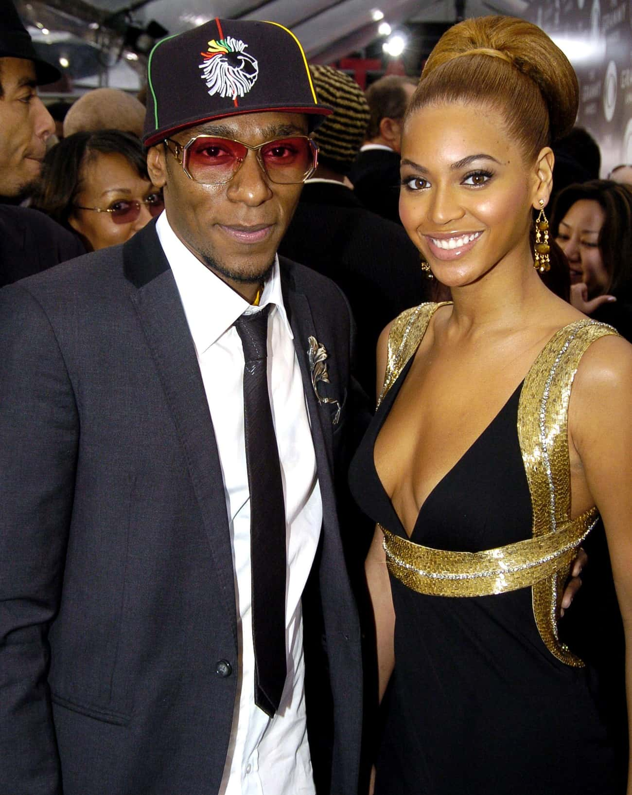 Mos Def is listed (or ranked) 3 on the list All of Beyonce's Love and Hookups