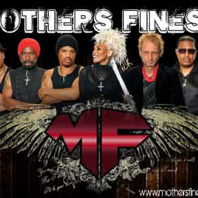 Mother's Finest is listed (or ranked) 17 on the list The Best Funk Rock Bands of All Time