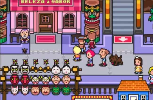 Mother 3 is listed (or ranked) 4 on the list 15 Fascinating Nintendo Games That Never Made It To The US