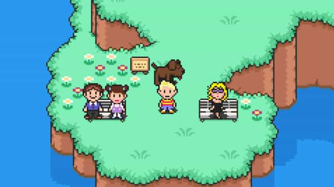 Mother 3 is listed (or ranked) 1 on the list The Best Japanese Video Games That Were Never Released In America