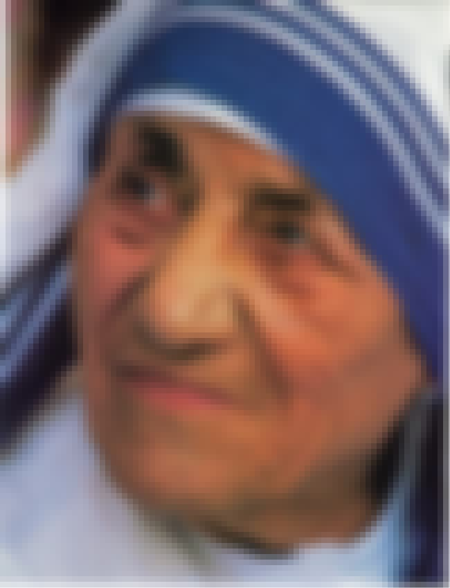 Mother Teresa is listed (or ranked) 4 on the list Famous Virgo Celebrities