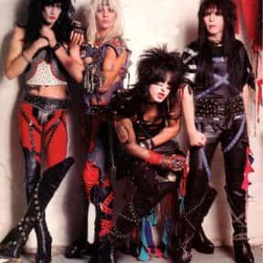 Mötley Crüe is listed (or ranked) 1 on the list The Best Hair Metal Bands Of All Time