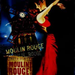 Moulin Rouge! is listed (or ranked) 2 on the list The Best Nicole Kidman Movies