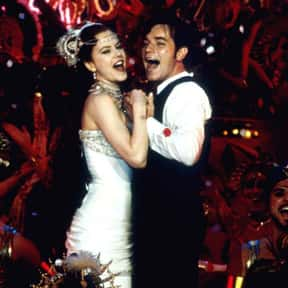 Moulin Rouge! is listed (or ranked) 10 on the list The Best Musical Movies Nominated for Best Picture