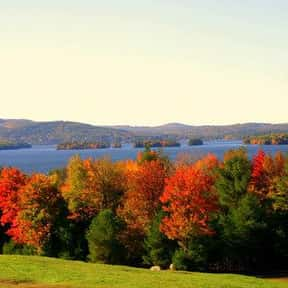 Moultonborough is listed (or ranked) 17 on the list The Best Day Trips from Boston