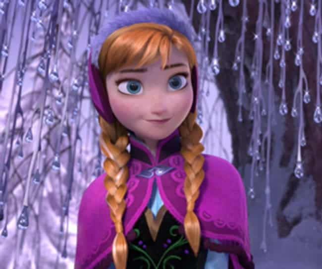 Princess Anna is listed (or ranked) 3 on the list What Disney Princess Matches Your Zodiac Sign?
