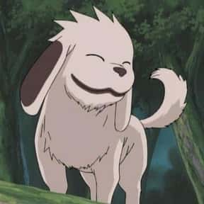Akamaru is listed (or ranked) 3 on the list The Best Animal Characters in Anime