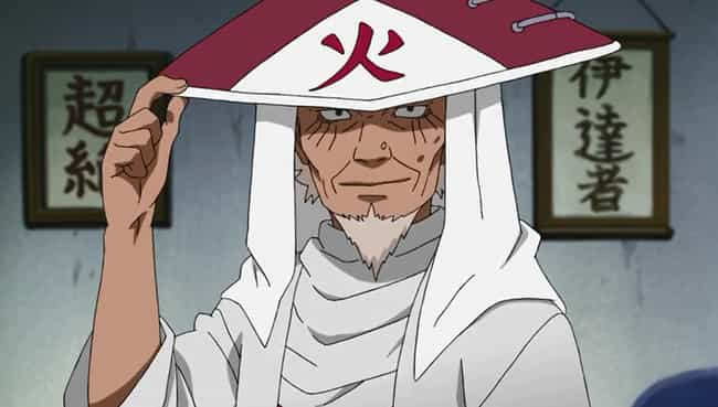 Hiruzen Sarutobi is listed (or ranked) 3 on the list The 14 Best Ninjutsu Users In 'Naruto'