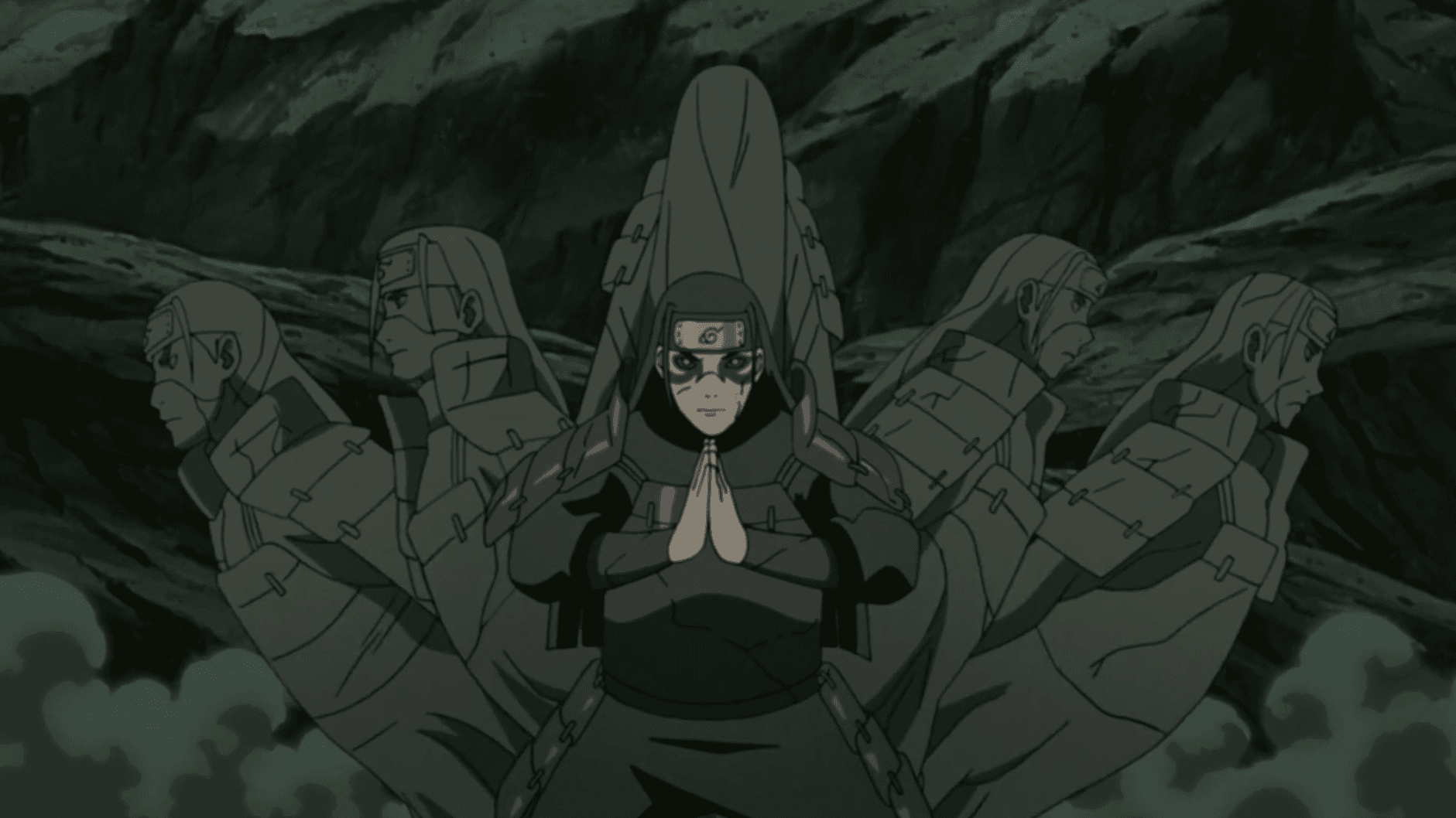 Random Greatest Kekkei Genkai Users In 'Naruto'