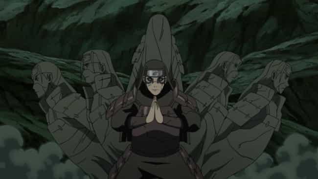 Hashirama Senju is listed (or ranked) 2 on the list The 15 Greatest Kekkai Genkai Users In 'Naruto'