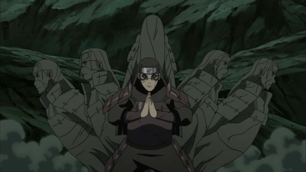 Hashirama Senju is listed (or ranked) 3 on the list The 18 Strongest Naruto Characters Of All Time