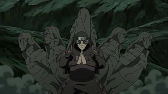 The 15 Strongest Naruto Characters of All Time