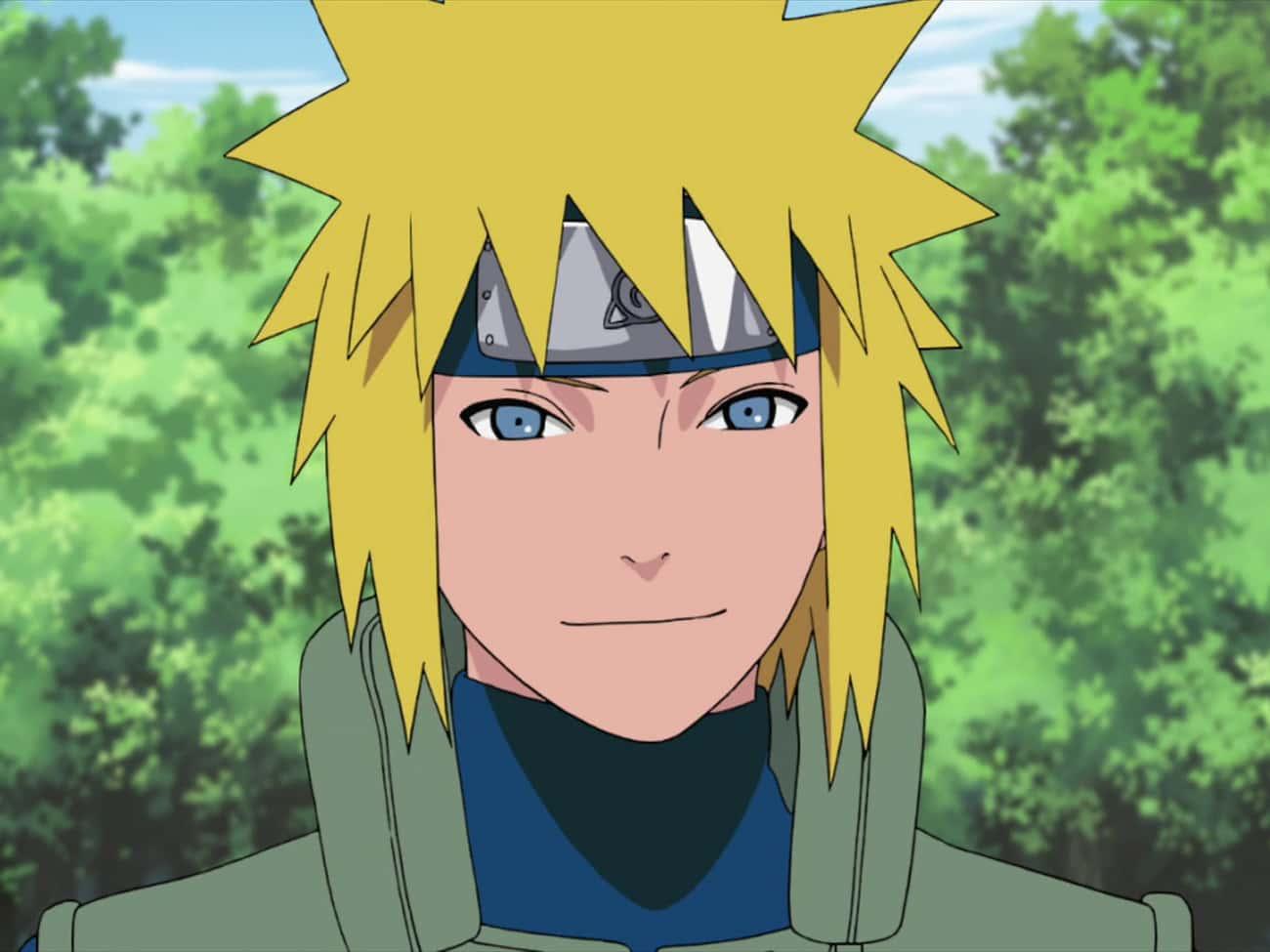 Minato Namikaze (Naruto)