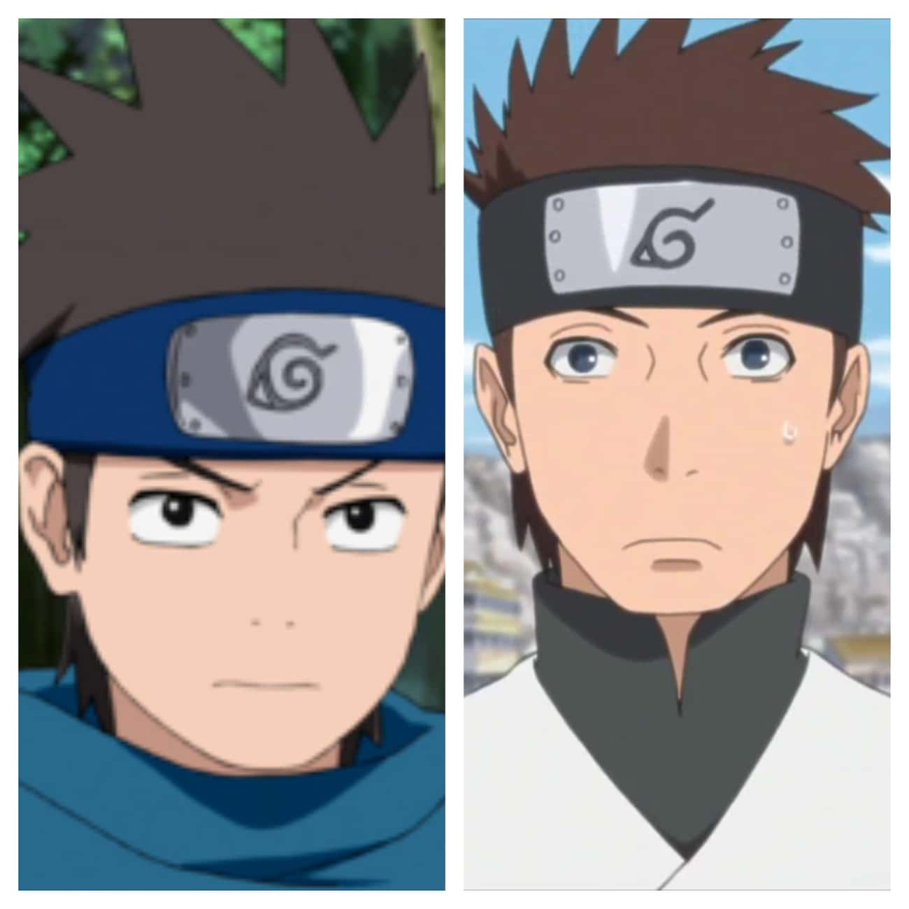 Konohamaru Sarutobi is listed (or ranked) 3 on the list How Naruto Characters Look In Boruto Compared To Their Original Form