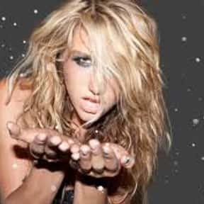 Kesha is listed (or ranked) 2 on the list Famous Pisces Female Celebrities