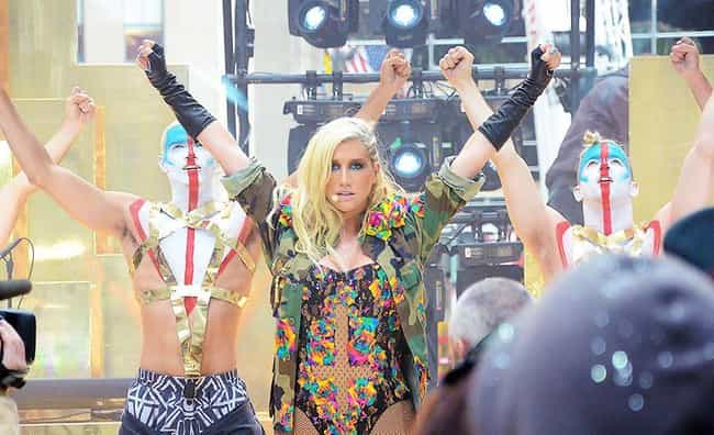 Kesha is listed (or ranked) 2 on the list Who Influenced Music Most in the 2010s?