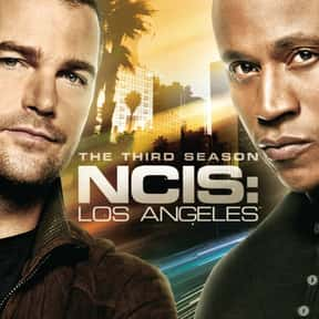 NCIS: Los Angeles is listed (or ranked) 9 on the list The Best Current Crime Drama Series
