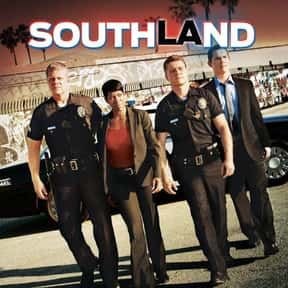 Southland is listed (or ranked) 8 on the list The Best Serial Cop Dramas of All Time