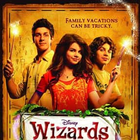 Wizards of Waverly Place: The  is listed (or ranked) 24 on the list The Best Movies for Young Girls