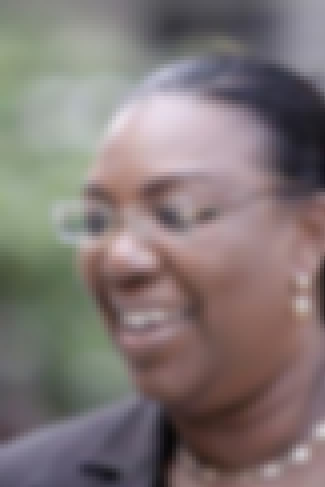 Betty Mould-Iddrisu is listed (or ranked) 5 on the list Famous Lawyers from Ghana
