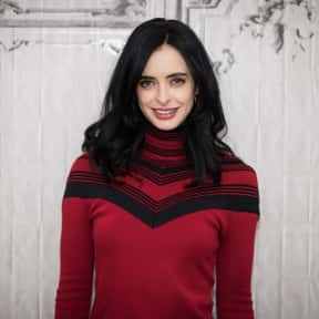 Krysten Ritter is listed (or ranked) 10 on the list Who Was America's Sweetheart in 2018?