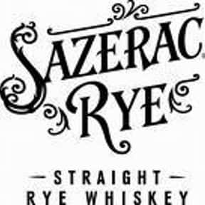 Sazerac Kentucky Straight Rye  is listed (or ranked) 5 on the list The Best Rye Whiskey
