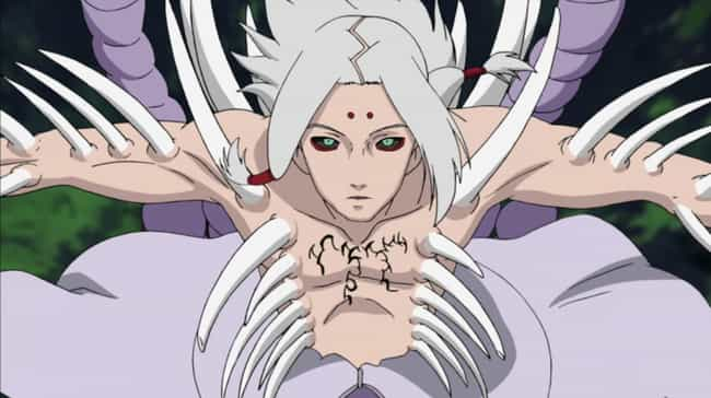 Kimimaro is listed (or ranked) 4 on the list The 13 Greatest Taijutsu Users In 'Naruto'