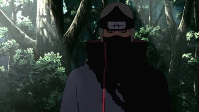 Kakuzu is listed (or ranked) 2 on the list Which Akatsuki Member Are You According To Your Zodiac Sign?