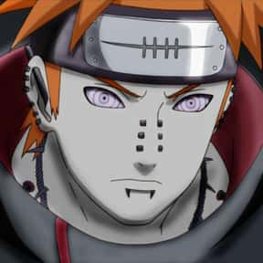 Pain is listed (or ranked) 10 on the list The Best Naruto Characters