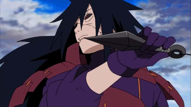 Madara Uchiha - 'Naruto'