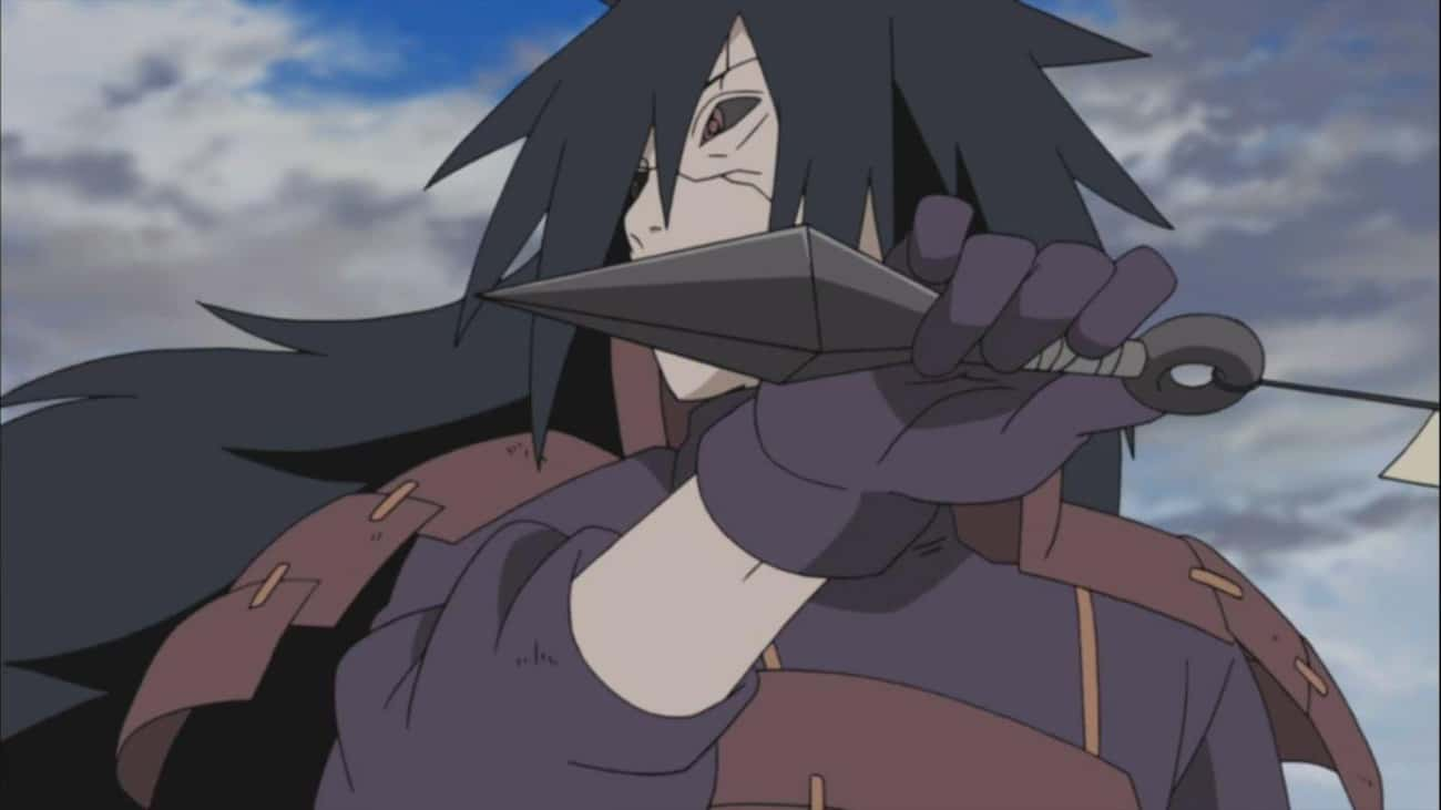 Madara Uchiha Is Revived In 'N is listed (or ranked) 4 on the list 20 Epic Anime Entrances That Gave Us Chills