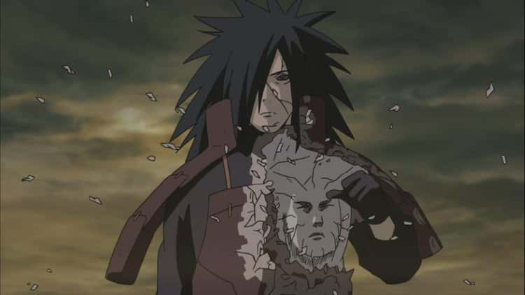Madara Uchiha Is Bored By The Kages In 'Naruto'