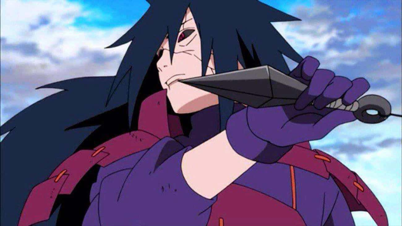 Madara Uchiha - 'Naruto' is listed (or ranked) 1 on the list The 15 Most Feared Anime Characters of All Time, Ranked