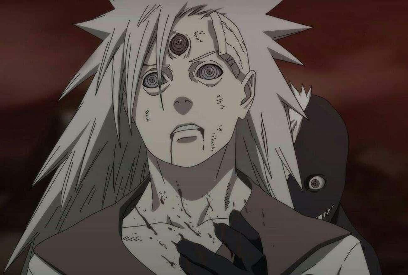 Madara Uchiha - Naruto