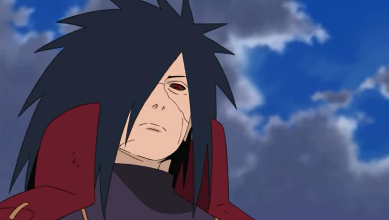 Madara Uchiha - 'Naruto&#3 is listed (or ranked) 3 on the list 14 Anime Villains That Deserve Their Own Series