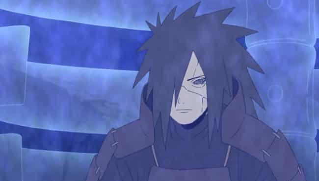 Madara Uchiha is listed (or ranked) 3 on the list The 15 Greatest Kekkai Genkai Users In 'Naruto'