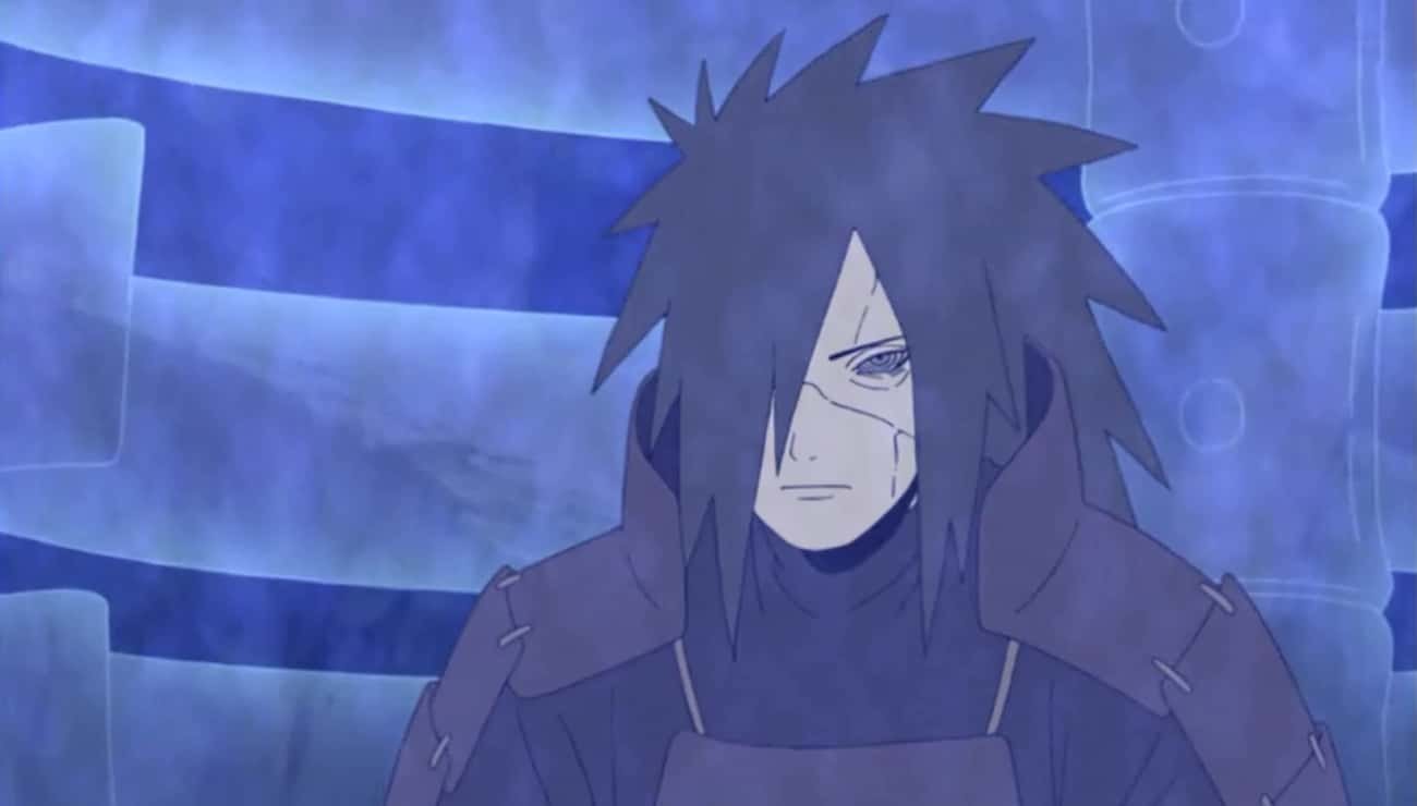 Madara Uchiha Makes Other Ninja Look Like Jokes In 'Naruto'