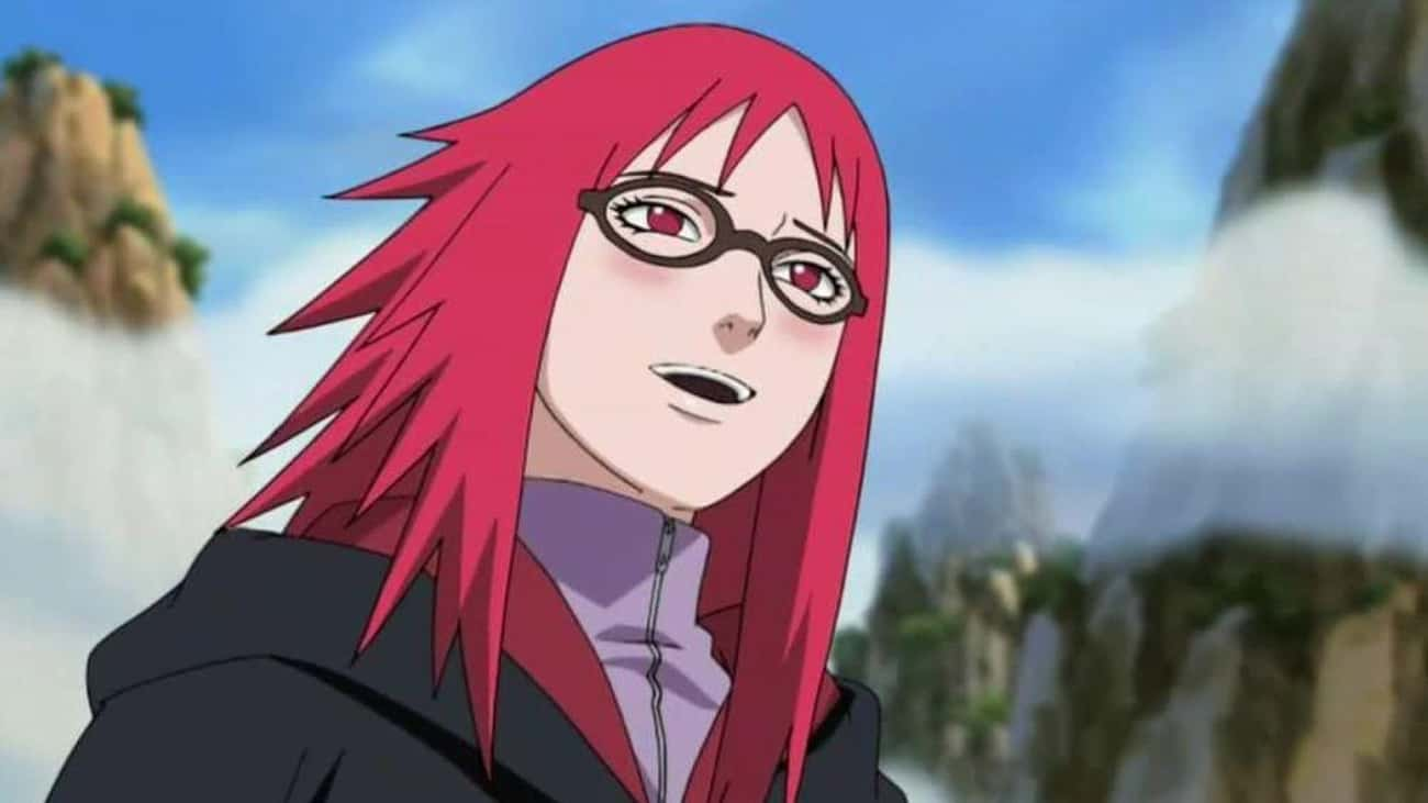 Karin Could Have Borderline Pe is listed (or ranked) 3 on the list How Different Characters In Naruto Might Actually Represent Mental Health Issues