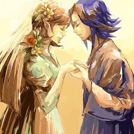 Anju on Random Best Legend of Zelda Characters