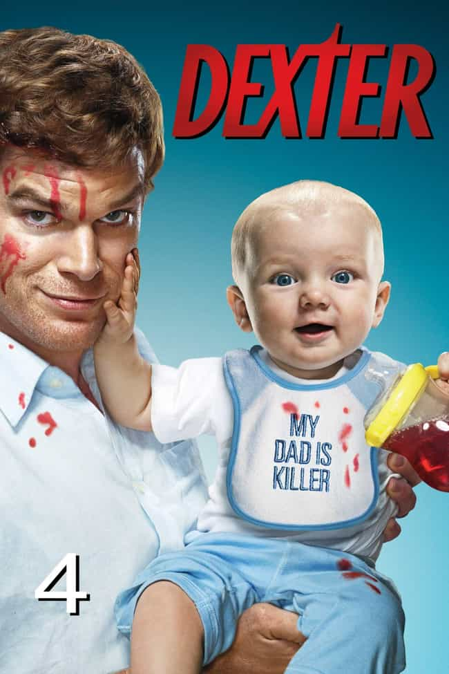 Dexter - Season 4 is listed (or ranked) 1 on the list The Best Seasons of 'Dexter'