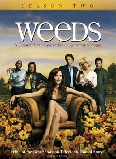 Weeds - Season 2 is listed (or ranked) 1 on the list The Best Seasons of Weeds