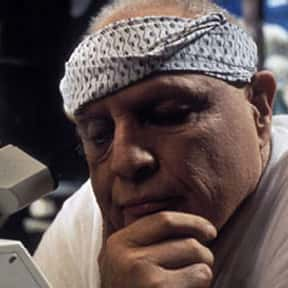 Dr. Moreau is listed (or ranked) 16 on the list The All-Time Greatest Fictional Mad Scientists