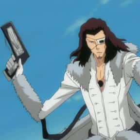 Stark is listed (or ranked) 11 on the list The Best Anime Characters That Use Guns
