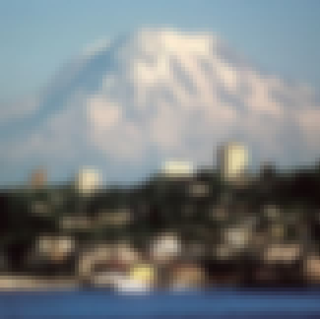 Mount Rainier is listed (or ranked) 4 on the list The World's Most Dangerous Volcanoes