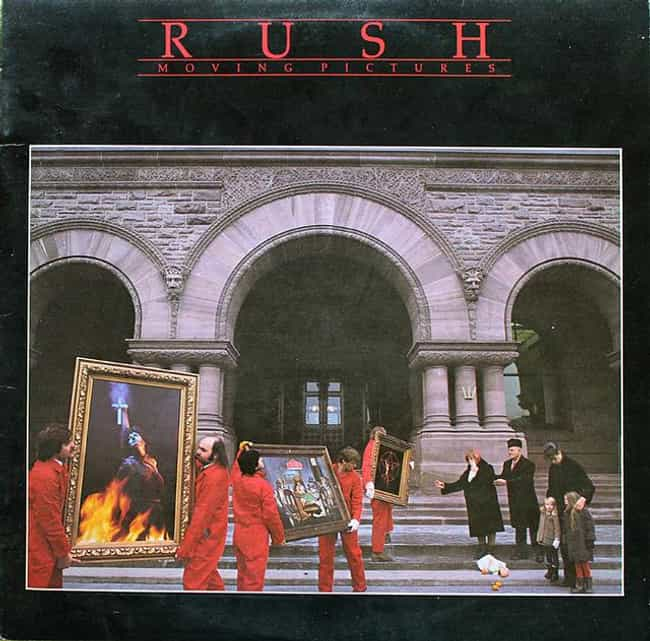 Moving Pictures is listed (or ranked) 1 on the list The Best Rush Albums of All Time