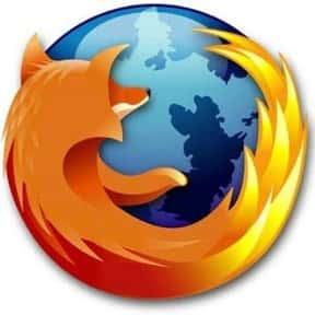 Firefox is listed (or ranked) 1 on the list The Best Internet Browsers
