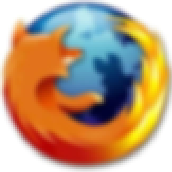 Firefox is listed (or ranked) 1 on the list The 8 Most Successful Open Source Products Ever