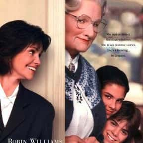 Mrs. Doubtfire is listed (or ranked) 15 on the list The Absolute Funniest Movies Of All Time