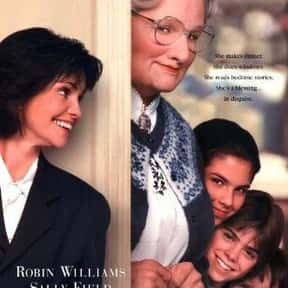 Mrs. Doubtfire is listed (or ranked) 9 on the list The Best PG-13 Comedies of All Time