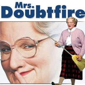 Mrs. Doubtfire is listed (or ranked) 22 on the list The Best Feel-Good Movies